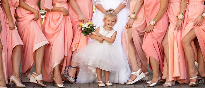 Children's Bridesmaids Dresses