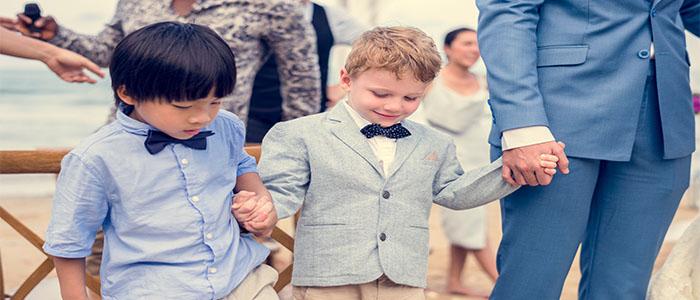 Perfect Tuxedo for Young Boys