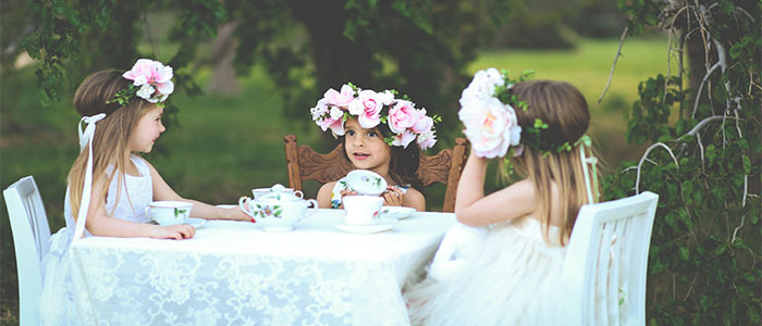 Dresses for Little Girls on a Special Occasion