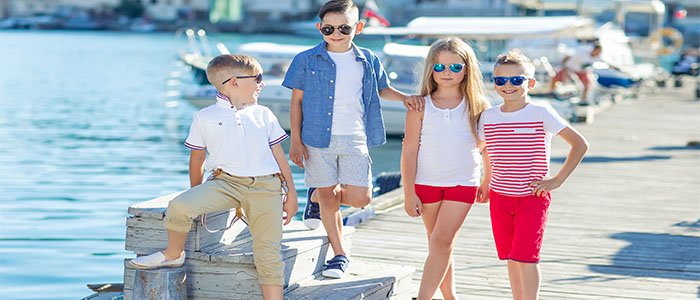 PERFECT SUMMER CLOTHES FOR YOUR BOYS